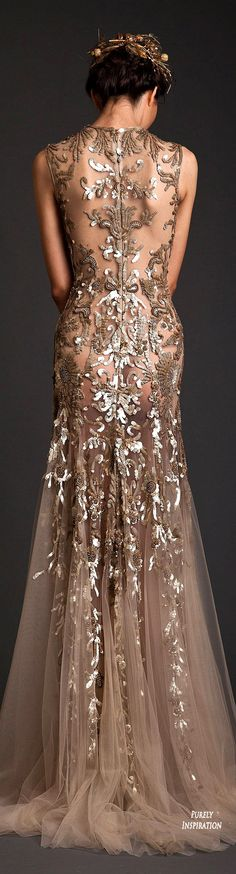 Krikor Jabotian Haute Couture Women's Fashion | Purely Inspiration