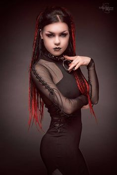 Sophie Wighton Model and Makeup Artist Photo: Mike Stone Photography Welcome to Gothic and Amazing  www.gothicandamazing.com