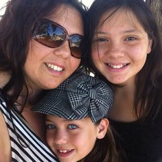 """@Colette Holm's photo: """"Happy Mothers Day! Having a great day with these beauties! #mothersday2014 #selfiewithmom #lovemydaughters"""""""