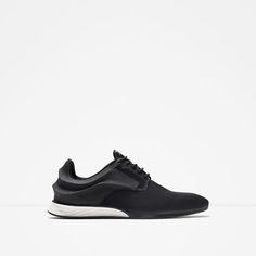 ZARA - MAN - SNEAKERS WITH CURVE DETAIL
