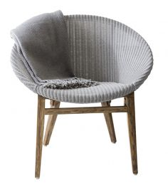 Graceful and timeless, our Lloyd Loom Tub Chair is defined by contemporary classic elegance.