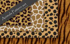 animals-pattern-set