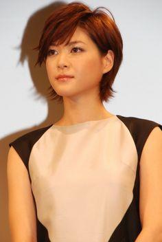 上野樹里 Ueno Juri - Hair