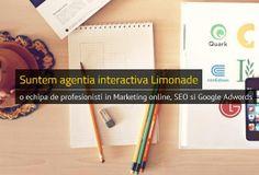 Ai nevoie de promovare pentru afacerea ta? Vezi cum te poate ajuta agentia Limonade www.limonade.ro