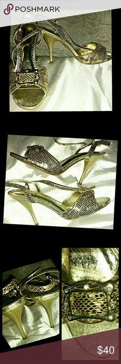 b963e2e1d221 SIZZLE PANAMA Formal Heels By COLORIFFICS NWOT SIZZLE PANAMA Formal Heels  By COLORIFFICS NWOT. Brand