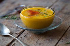 Sopa Antioxidante de Calabaza y Coco