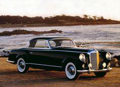 1955 Mercedes-Benz 300 S (W 188) wallpaper #mercedesvintagecars