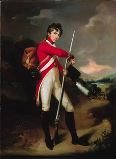 """viktor-sbor: """"Arthur William Devis A Grenadier of a Volunteer Regiment. Military Officer, Military Art, Military History, British Army Uniform, British Soldier, Old Portraits, Portrait Paintings, Alfred The Great, Man Of War"""