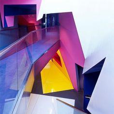 Silver Chameleon: Birkbeck College Progressive Architecture