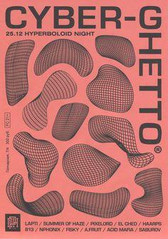 Russian designer Dima Shiryaev's diverse poster designs for music nights Graphic Design Posters, Graphic Design Typography, Graphic Design Illustration, Graphic Design Inspiration, Poster Designs, Event Posters, Blond Amsterdam, Designers Gráficos, Plakat Design