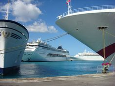 Barbados - Cruise Ship Central