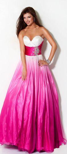 JOVANI - Pretty Pink Gown