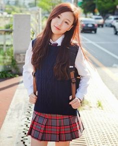 Korean School Uniform | Official Korean Fashion
