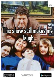 I freakin love watching this show I could watch it everyday its so damn relatable lol
