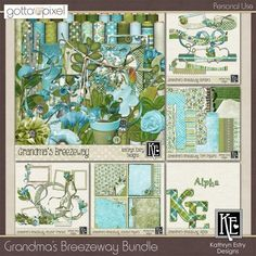 Grandma's Breezeway Bundle