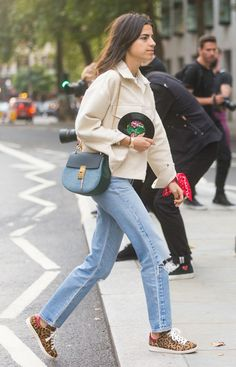 Sneakers | The Man Repeller's Leandra Medine in London