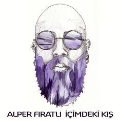 My Album Cover... #icimdekikis #eflatunsarki #fizy #spotify #deezer #itunes #turktelekommuzik #album #alperfiratli #albumcover #cover #engraving #hatch #crosshatch #sketch #watercolor #single