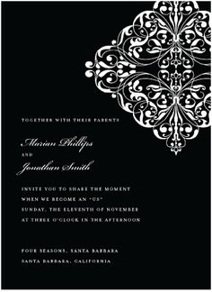 Google Image Result for http://www.glamour.com/weddings/blogs/save-the-date/0824-1-black-and-white-wedding-invitations-kim-kardashian-kris-humphries-celebrity-weddings_we.jpg