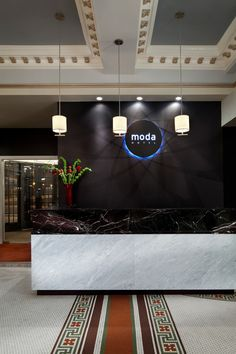Welcome at Moda Hotel, Vancouver, BC