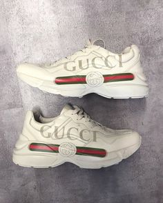 2f6edb307 Are the new @gucci Rhyton sneakers in your wishlist yet? 📸 @sallybottomley  Gucci