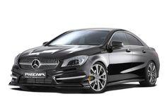 Mercedes-Benz CLA by Piecha #mbhess #mbcars #mbtuning #piecha