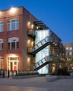 Adaptive Reuse Lofts
