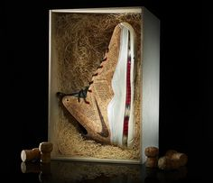 Nike Lebron X EXT Cork QS