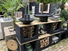 Outdoor Projects, Garden Projects, Outdoor Decor, Back Gardens, Small Gardens, Amazing Gardens, Beautiful Gardens, Indoor Garden, Outdoor Gardens