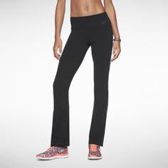 My guilty pleasure when working (or not) at home... Nike Legendary Slim Women's Training Trousers