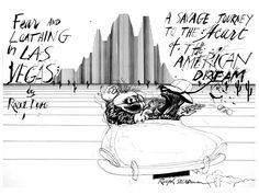 Fear and loathing las vegas ralph steadman