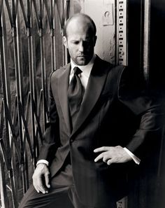 Jason Statham - If you had to be in a fight, not a bad guy to have your back!!