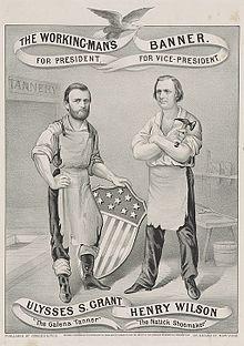 Presidency of Ulysses S. Grant - Wikipedia