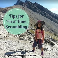 First Time Scrambling Tips : Play Outside Guide