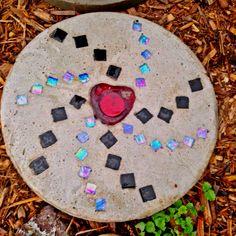 Garden Stepping Stone for 9/11