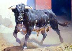 Miguel Acevedo: El toro en el corral