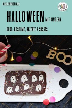 Halloween with children - a scary-beautiful horror party with children is funny! Especially if you have the right ideas at your fingertips: Halloween snacks, Halloween costumes, Halloween deco and DIY Halloween Snacks, Couple Halloween Costumes, Halloween 2019, Halloween Crafts, Halloween Party, Horror Party, Snacks Für Party, Scary, Easy Diy