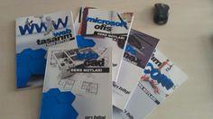 Eğitim Kitaplarımız! Her eğitim için güncel içerik ve uygulamalar.