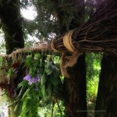 Witches herbs - All For Garden Witch Cottage, Witch House, Wiccan Witch, Witchcraft, Pagan, Magick, Witch Herbs, Hedge Witch, Witch Broom