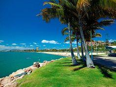 """The Strand,"" Townsville, Australia"