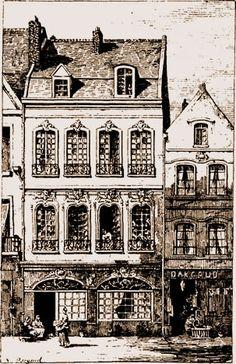 Architecture XVIIIe siècle