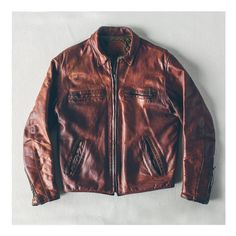 The inspiration for this week's upcoming Moto Collection is a particularly beautiful whiskey-brown vintage café-racer-style leather jacket. Over 40-years...