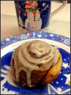 Makin' it Mo' Betta: Quick & Easy Cinnamon Rolls {in 30 minutes!}