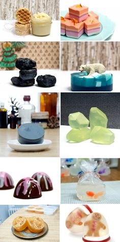 Need homemade bath and body Christmas gift ideas? Then try one - or even all! - of these easy homemade melt and pour soap recipes! Plus these melt and pour soap recipes are ready to pop out of the mold the same day you make them for gifting on the fly.
