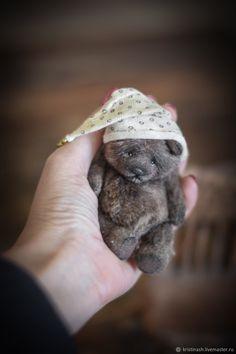 """""""Fanny...""""  мишка ручной работы"""