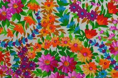 Cotton Home Decor Fabric Cotton Fabric Bright Color Fabric www.thefabricscore.etsy.com  #sewing #crafts #homedecor
