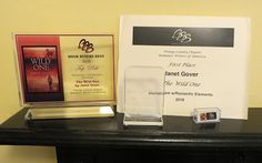 The Book Buyers best awards for The Wild One.