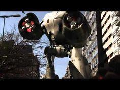 Ataque de pánico  Cortometraje de ciencia ficción de un cineasta uruguayo