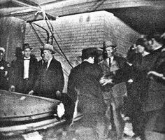 - Chaos breaks loose after Jack Ruby shoots Lee Harvey Oswald. Past Presidents, Greatest Presidents, Kennedy Assassination, John Fitzgerald, In Cold Blood, John F Kennedy, Political Figures, Conspiracy Theories, Jfk
