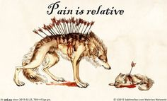 Pain Is Relative
