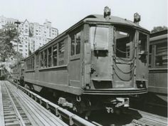 Celebrate The Subway's 110th Birthday With A Ride On A Vintage Nostalgia Train